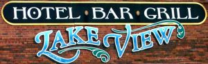 Lakeview Bar & Grill Logo
